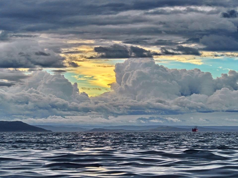 в середине тайфуна - Ingwar