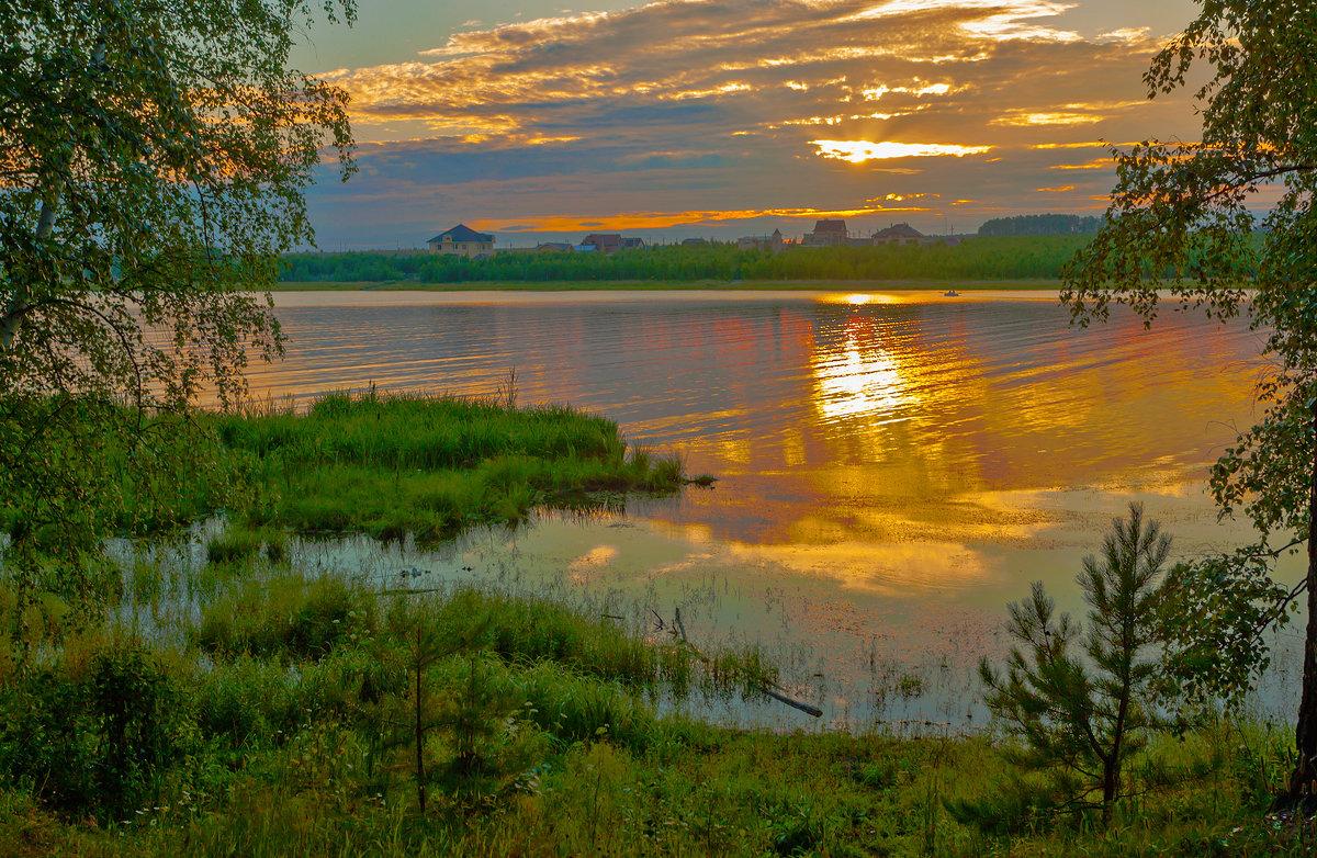 Краски заката - Анатолий Иргл