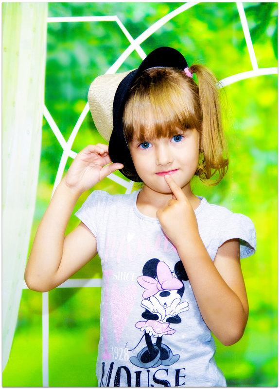 моя доча - Наталья Мерзликина