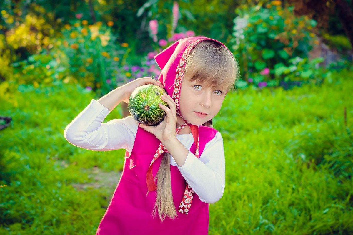 """Вот такая """"Маша"""" - Елена Пахомова"""