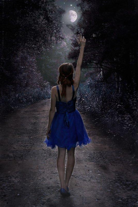 Лунная тропа - Anna Vers