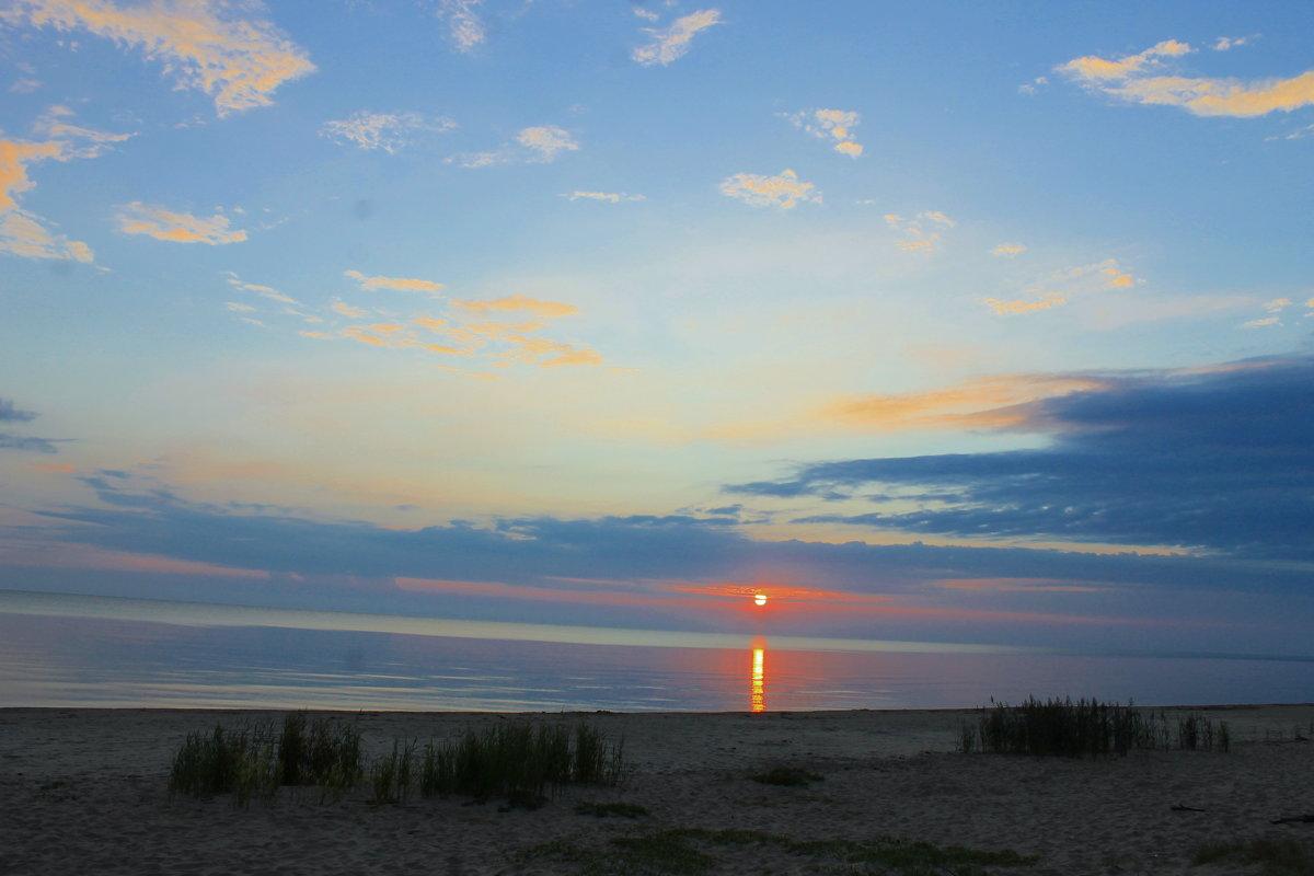 Rīgas jūras līcis — Рижский морской залив... - Mari Kush