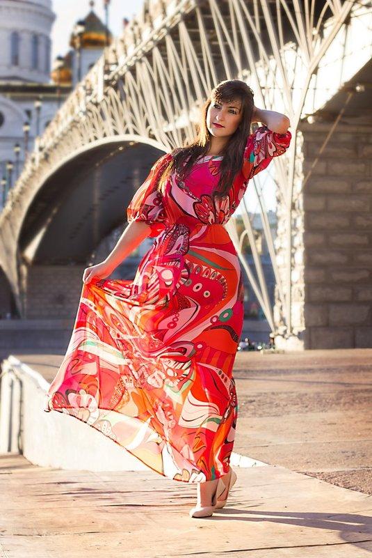 Танцующая - Анна Земзерова