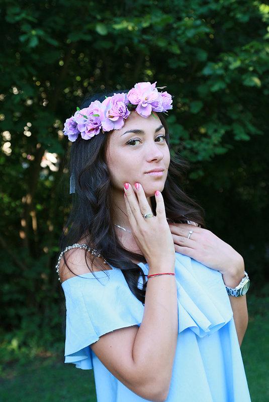 Красавица-Александра - Наталья