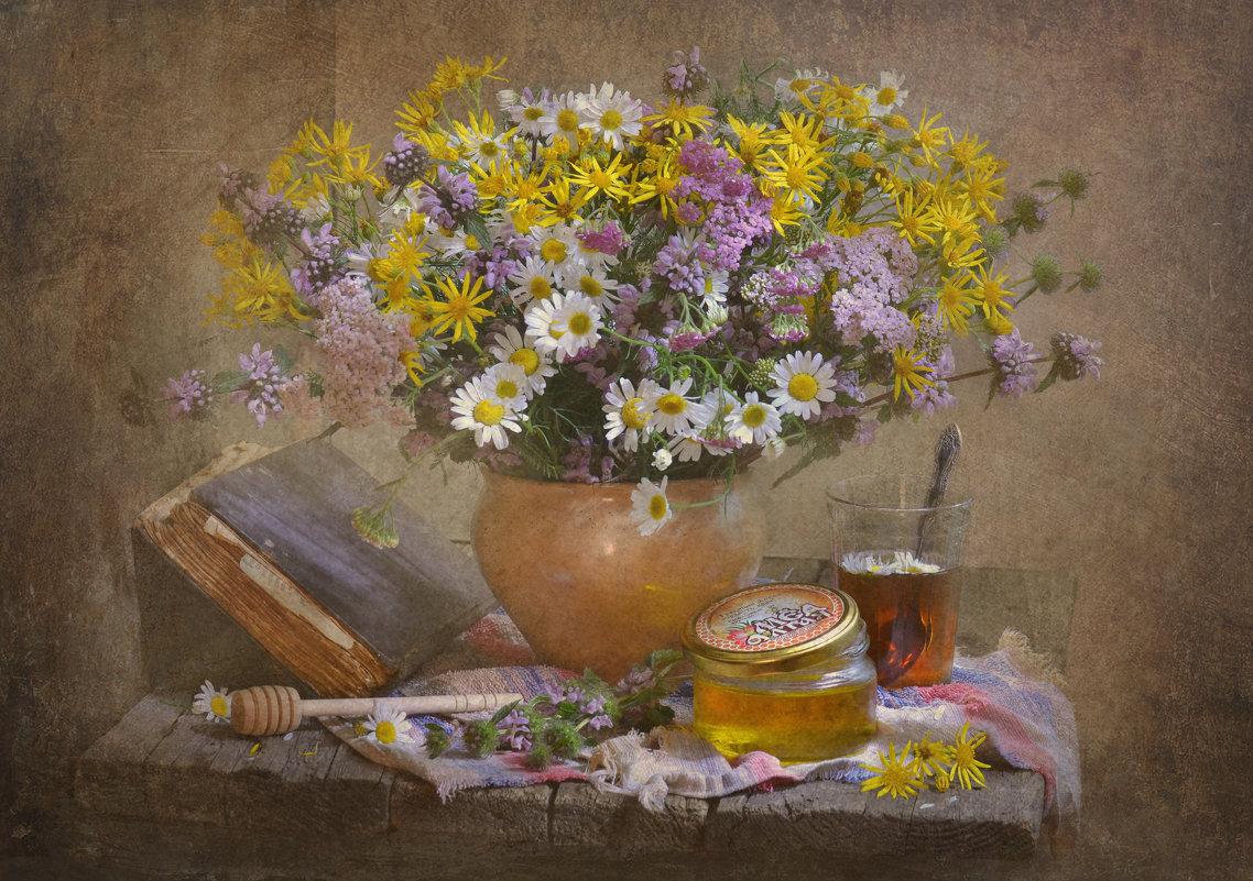 С полевыми цветами - Evgeniy Belkov