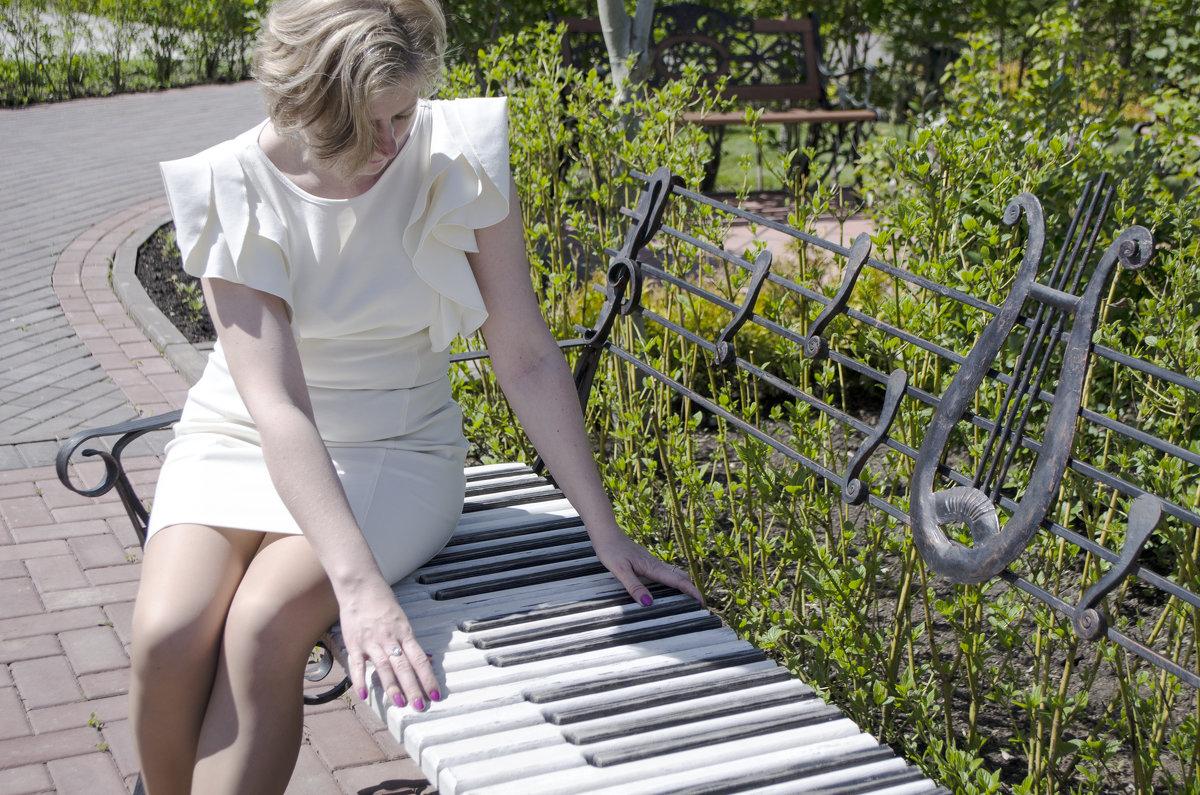 Клавиши - Виктория Большагина