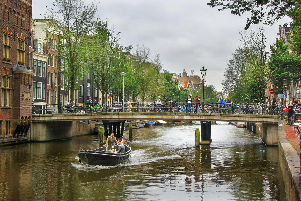 Весенний Амстердам... - Cергей Павлович