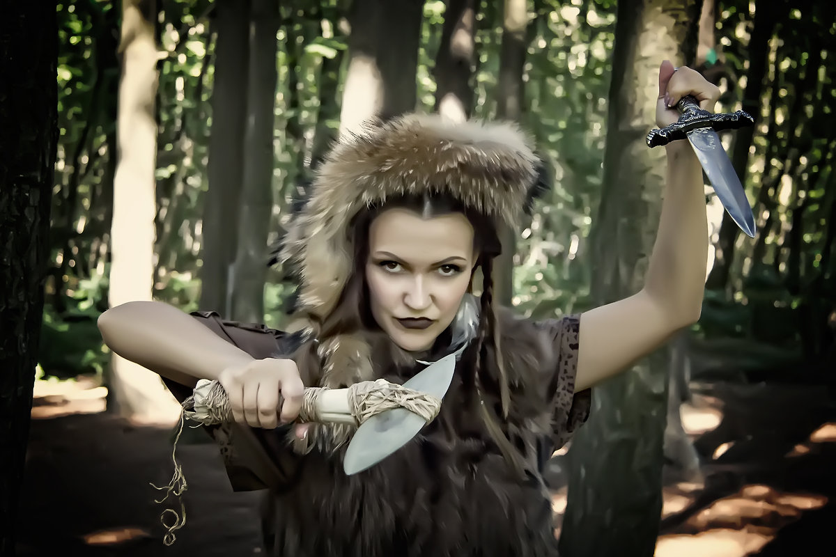 Vikings Style Party - Эрик Делиев
