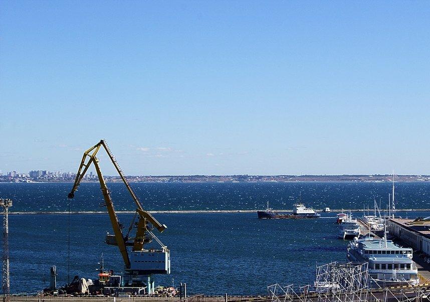 Одесский  порт - Александр Корчемный