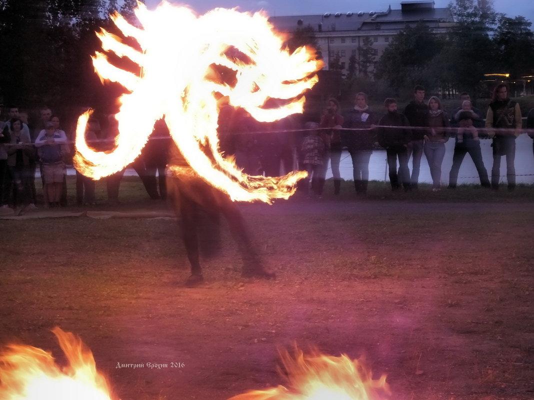 Огненный скорпион - Дмитрий Ерохин