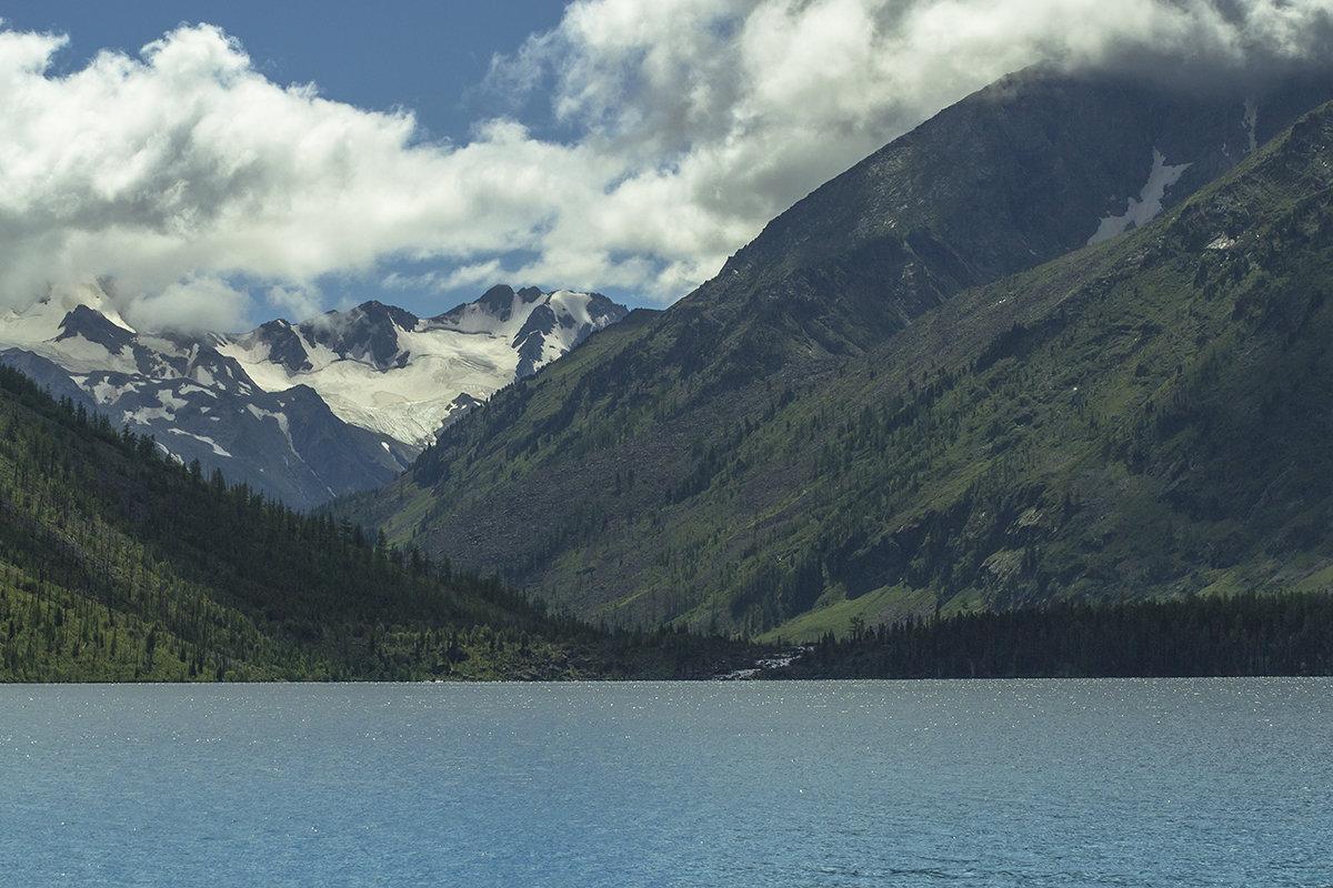Горное озеро - Елена Баландина