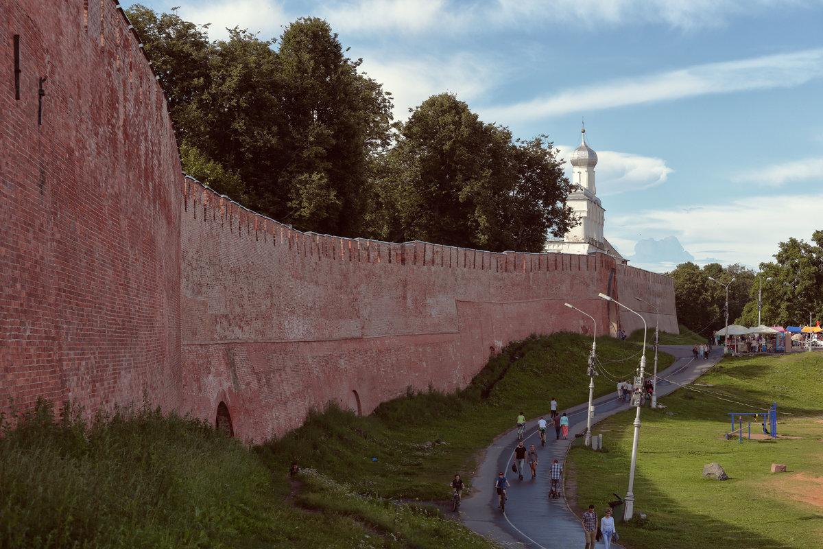 Новгородский кремль - Евгений Никифоров