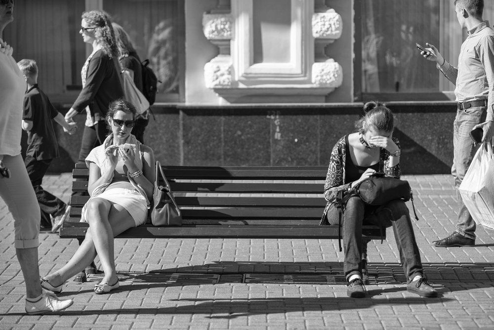 Где-то на городской улице #7 - Александр Степовой