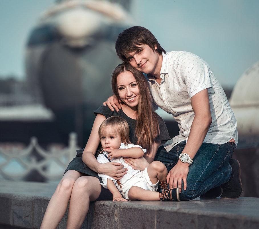 Семейный портрет - Ирина Абрамова
