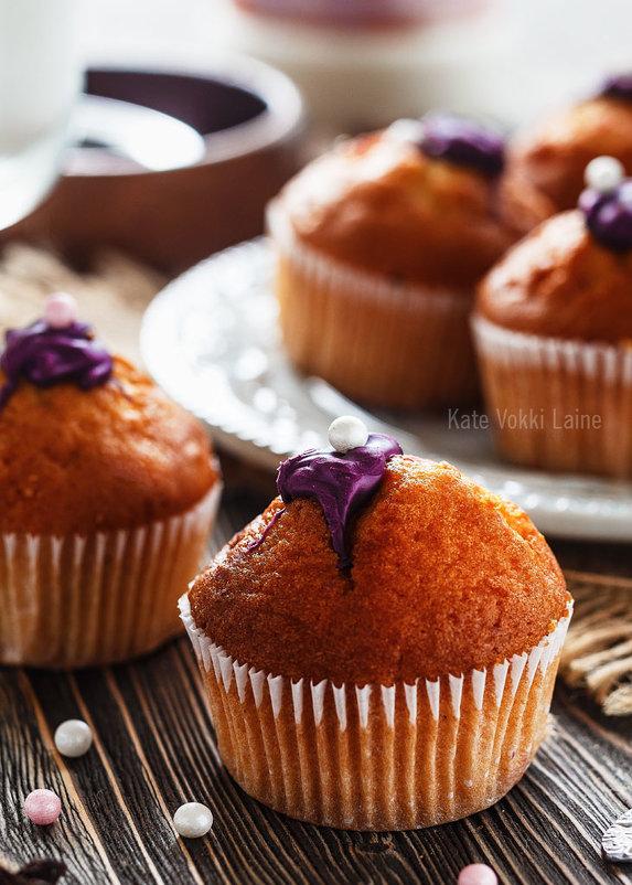 Muffins - Katie Voskresenskaia