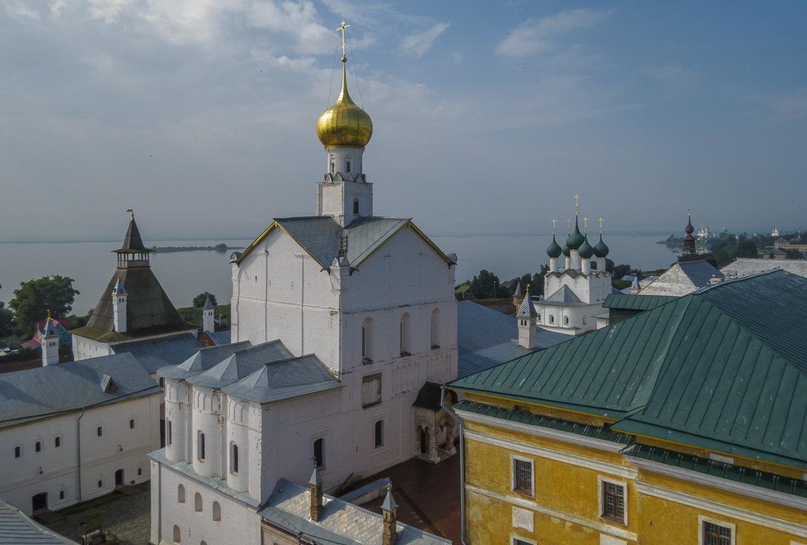 Купола Ростова - Сергей Цветков