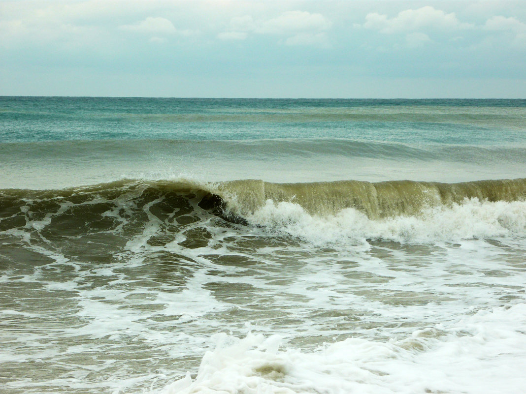 Море волнуется-раз! - Надежда