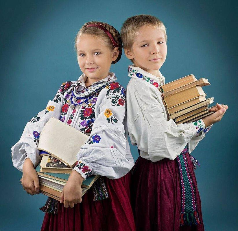 До школи - Степан Карачко