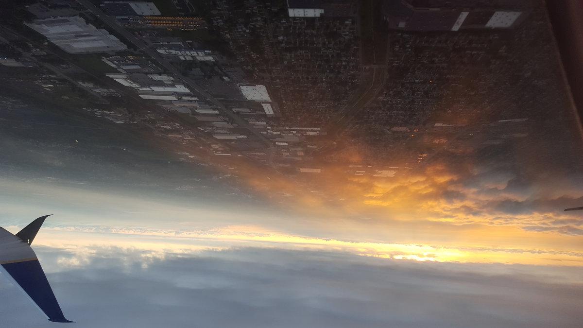 Полет на закате - Константин Шабалин