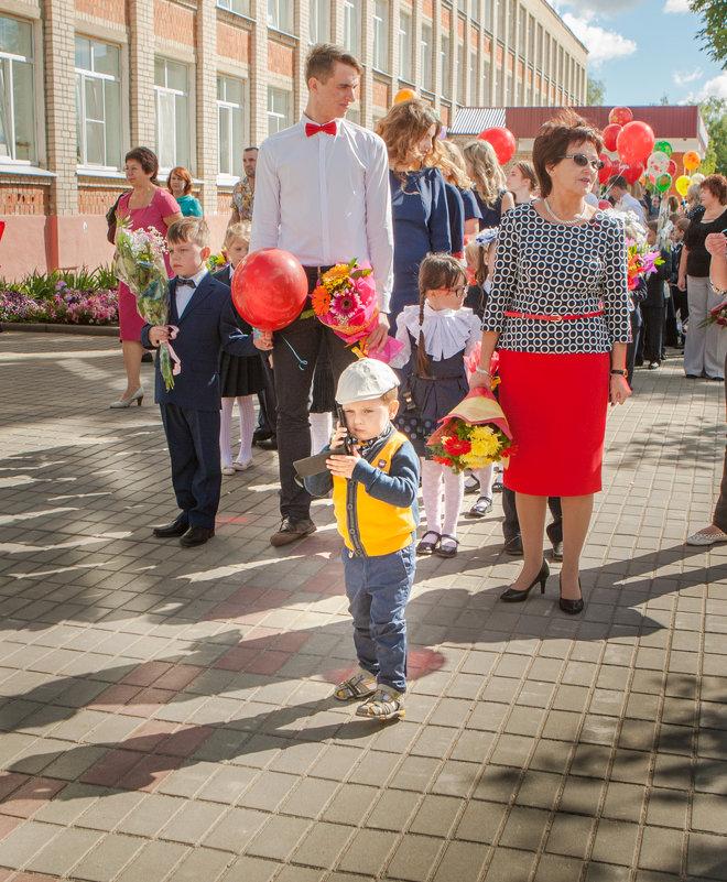 1 сентября - Анатолий Евстропов