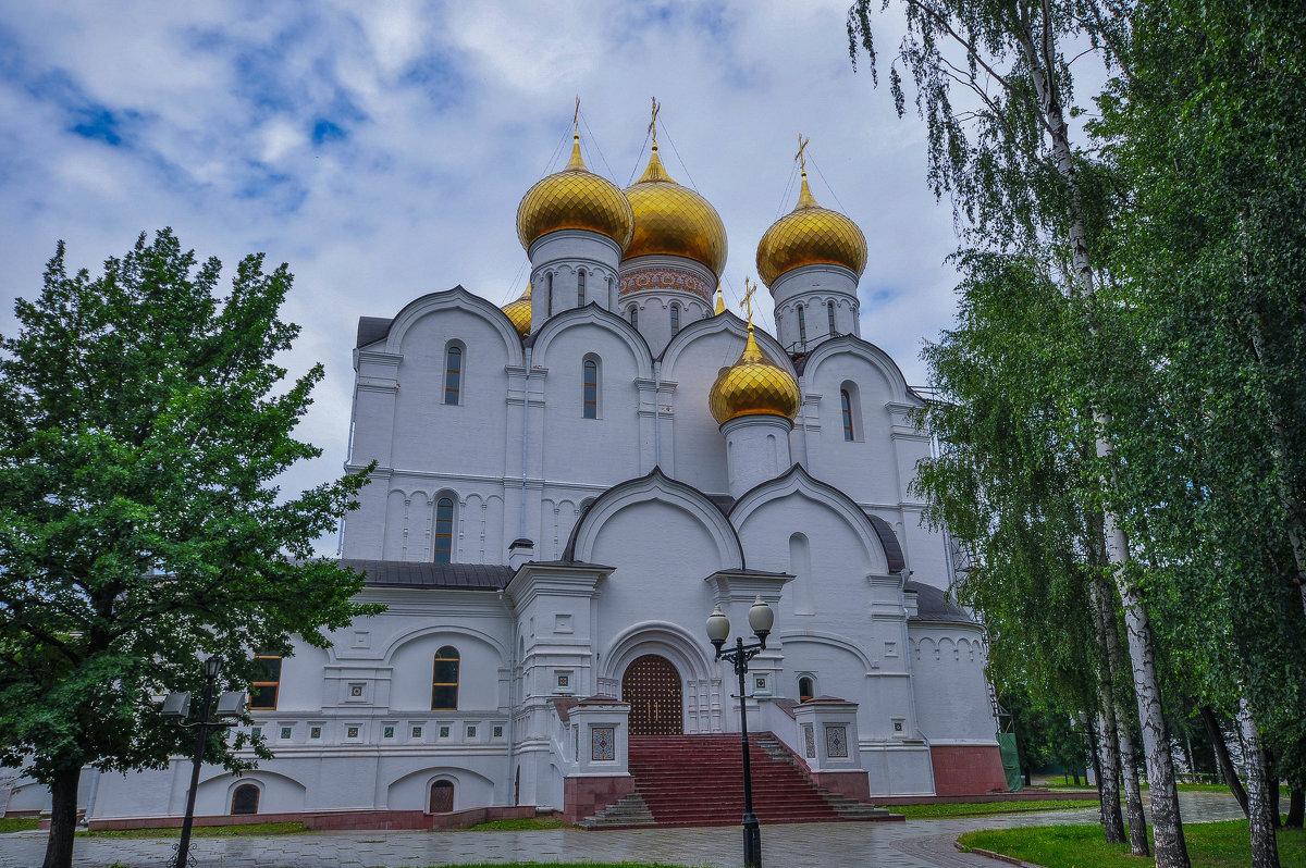 Собор в Ярославле - Сергей Тагиров