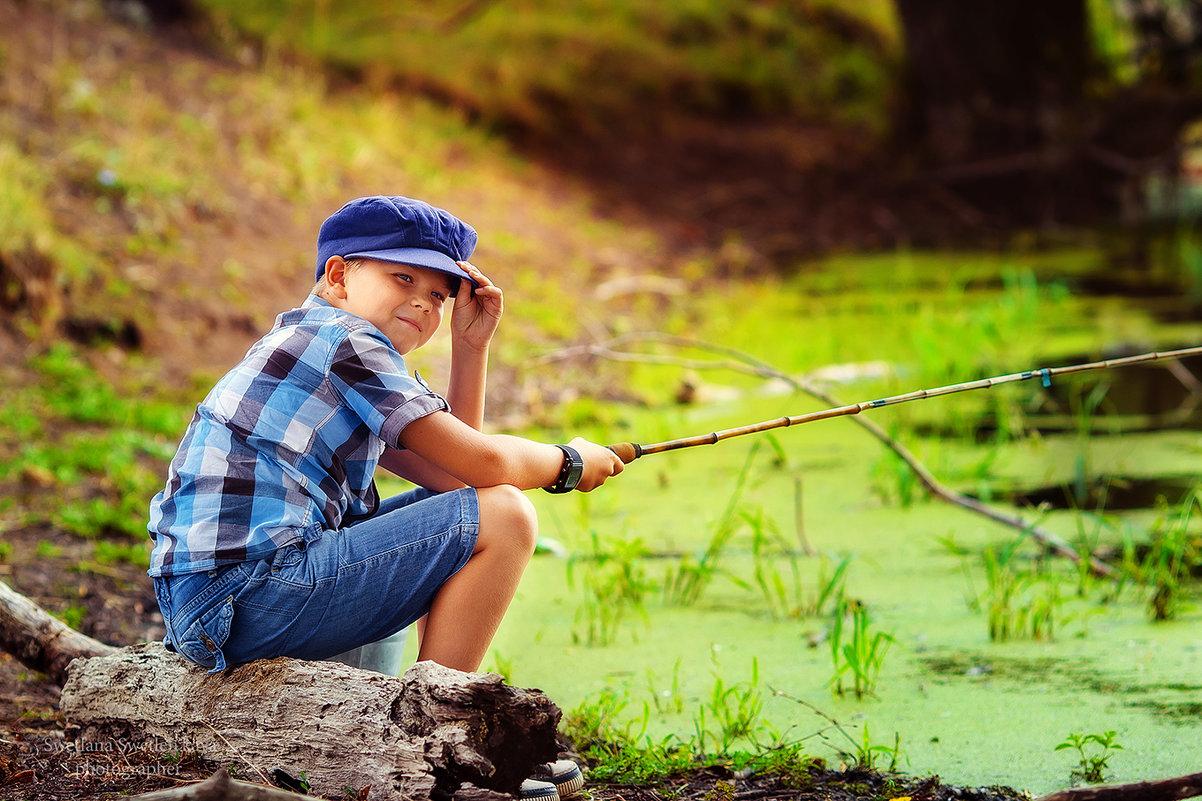 Рыбалка) - Светлана Светленькая