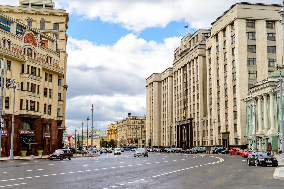 Москва - Юрий Бичеров
