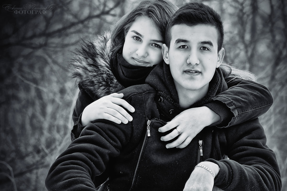 как то зимой - Евгений Ромащенко