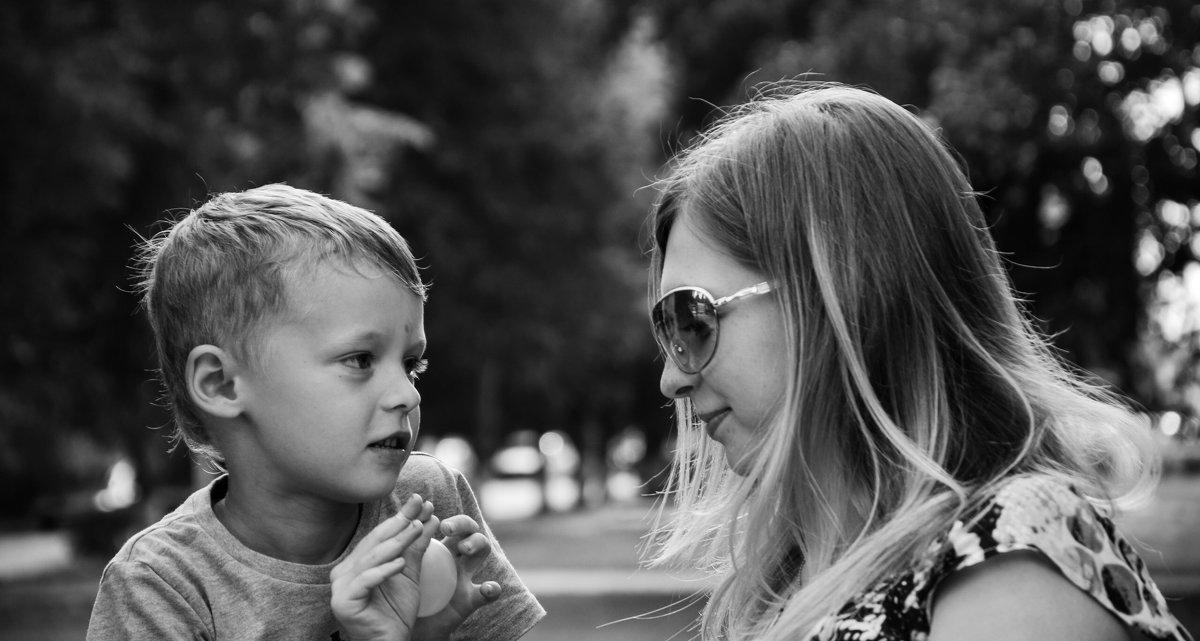 Мама и сын - Олеся Семенова
