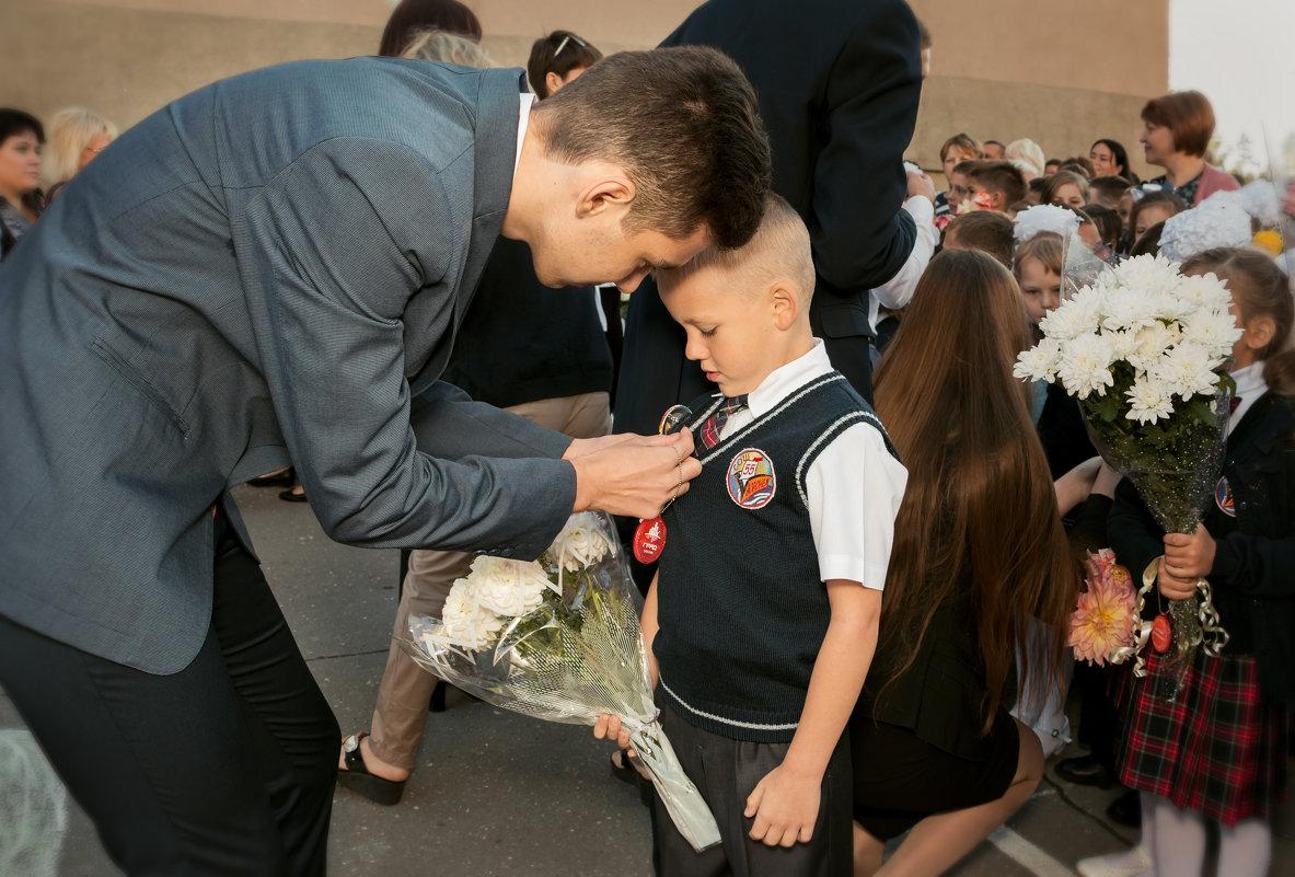 Посвящение в первоклассники - Дарья Казбанова
