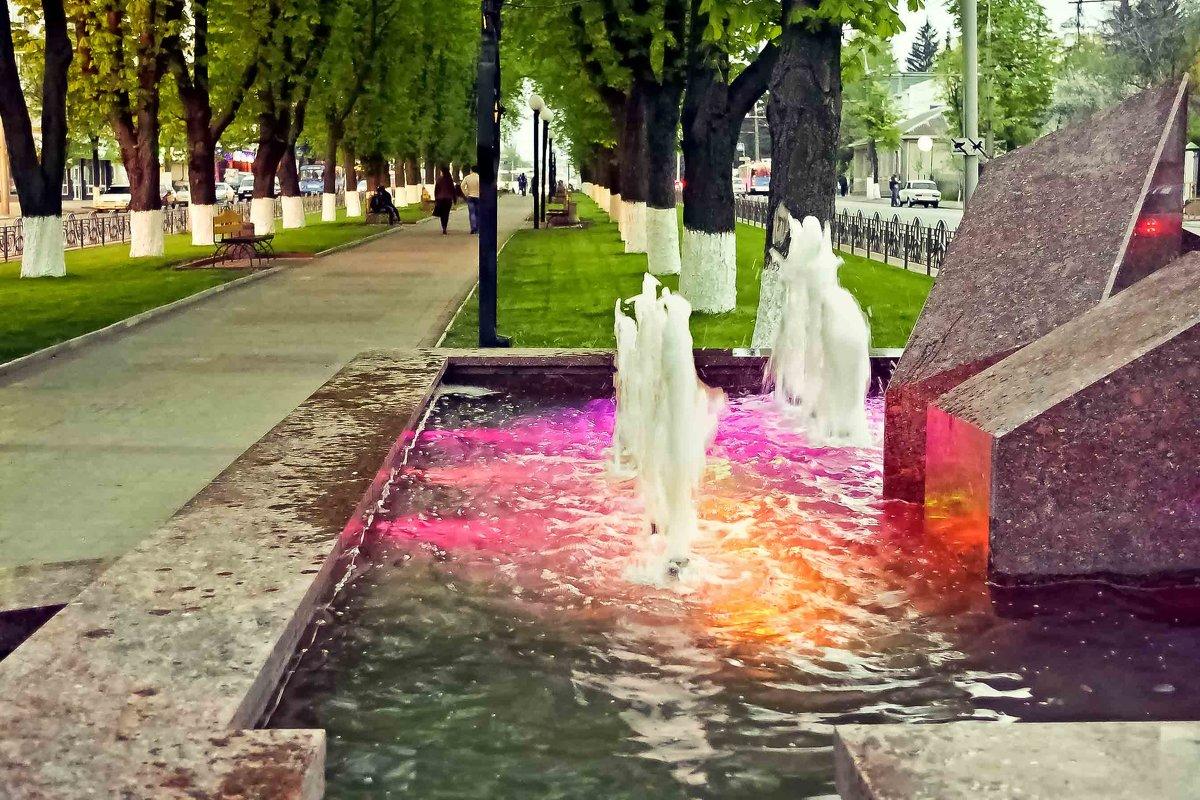 фонтан - юрий иванов