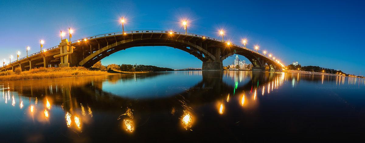 Старый мост через Ангару - Алексей Белик