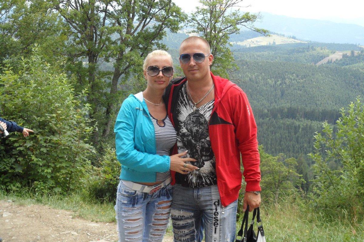 Саня и Оля. - Любовь