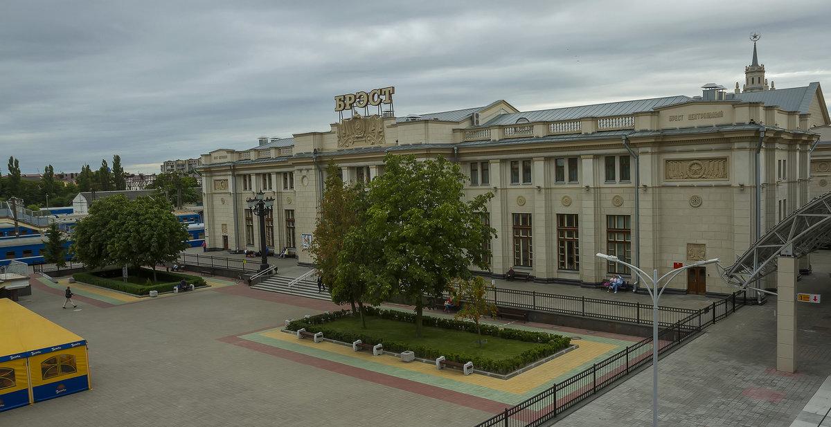 Вокзал - leo yagonen