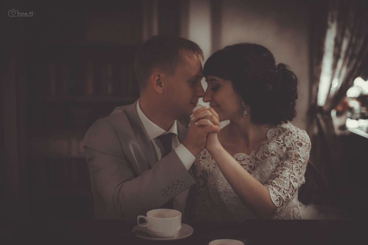 За чашечкой кофе - Ирина Малинина