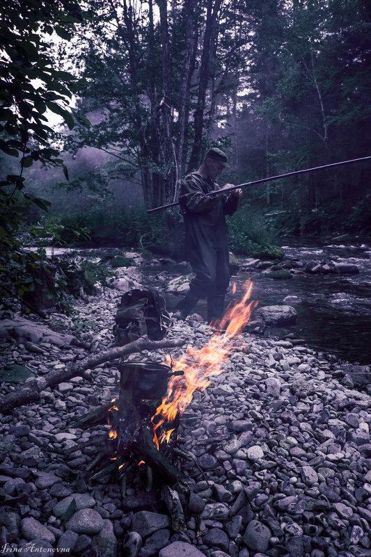 Рыбалка! - Ирина Антоновна