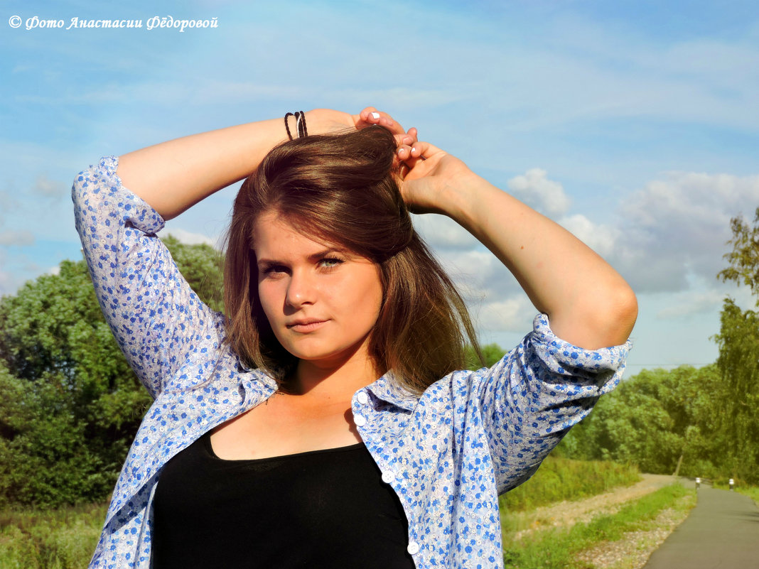 Анна - Анастасия Фёдорова