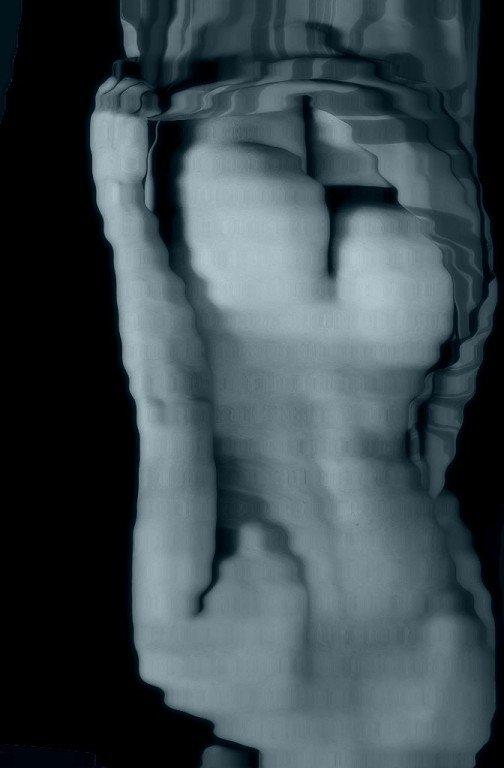 отражение - Гриша  6х9 или 9х12