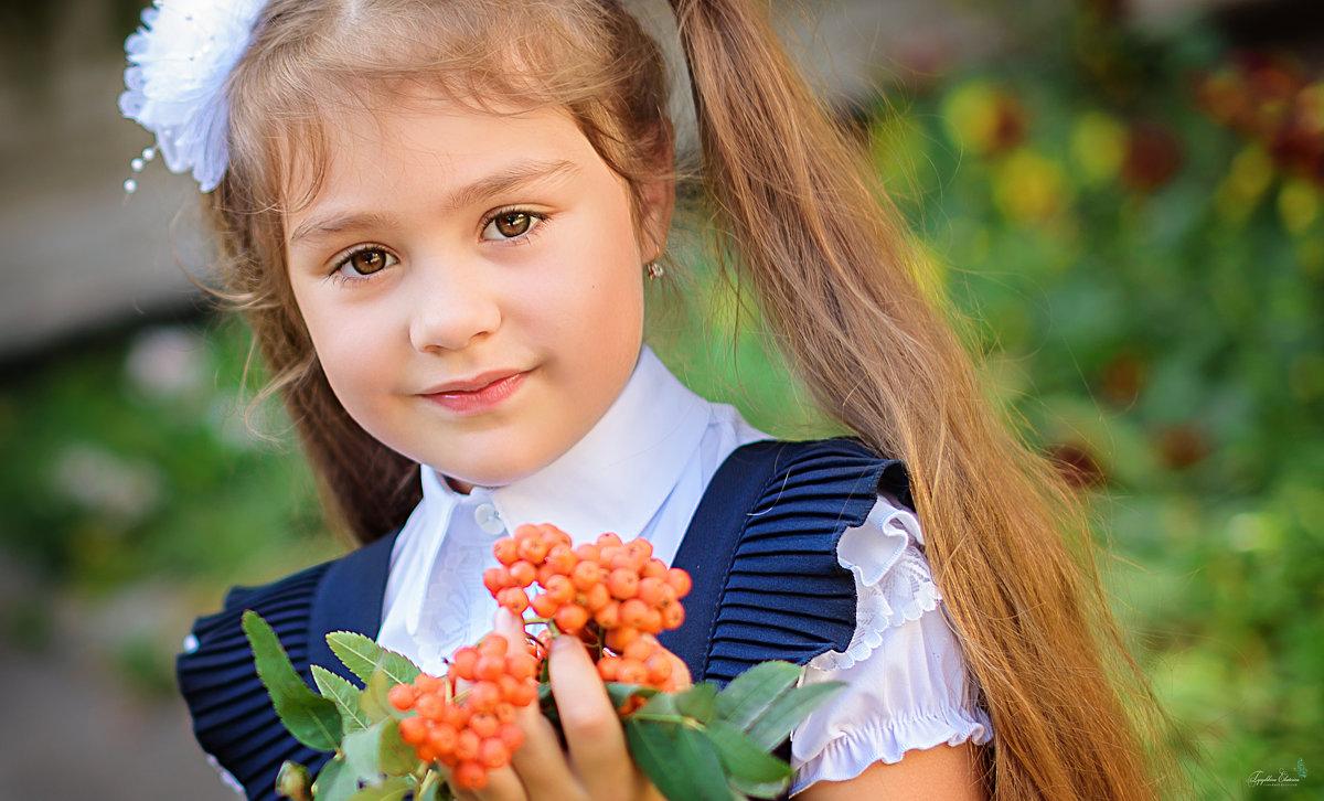 Первоклассная  красота - Екатерина Тырышкина