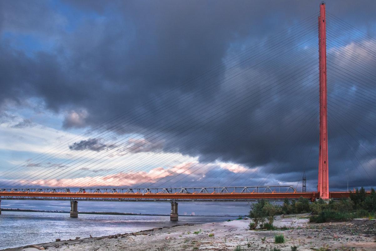 Мост через р.Обь-2 - Николай