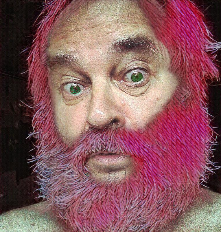 Эх, хочу розовую бороду - Борис Соловьев