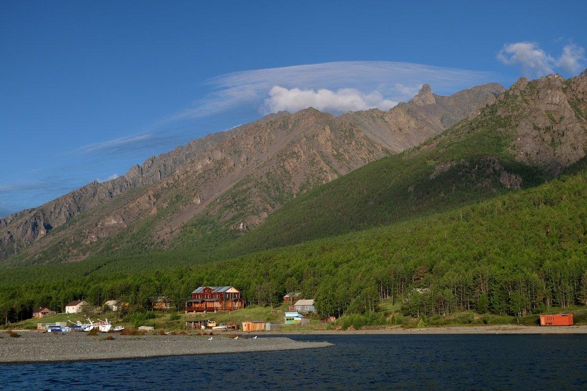 Вид на бухту Заворотную - Александр Тарановский