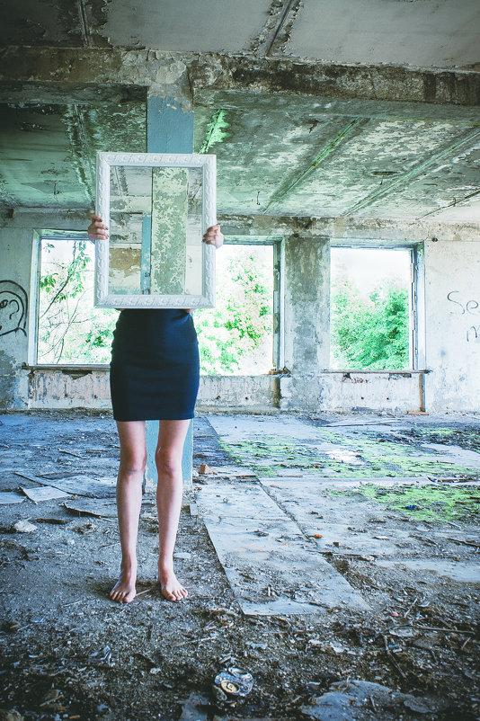 взгляд сквозь отражение - Игорь Шпанкин