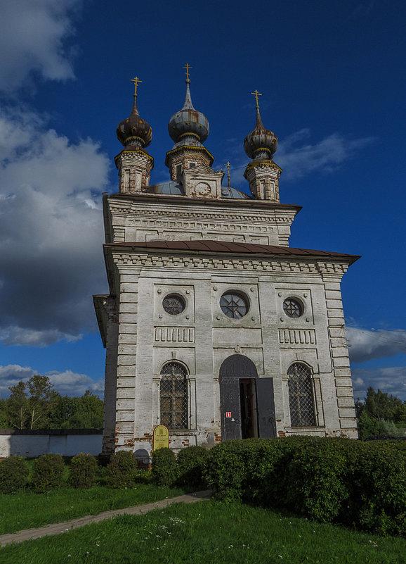 Михайло-Архангельский собор,1729г. - Сергей Цветков