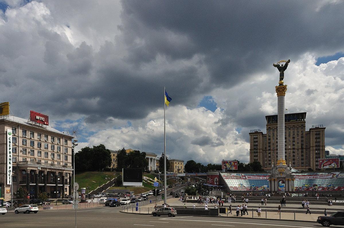Киев - Крещатик /майдан, - igor
