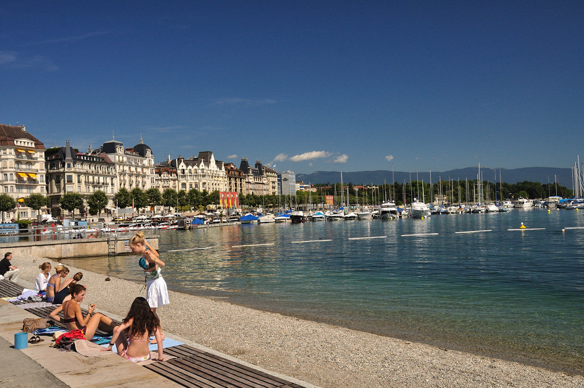 Женева -озеро.. - igor