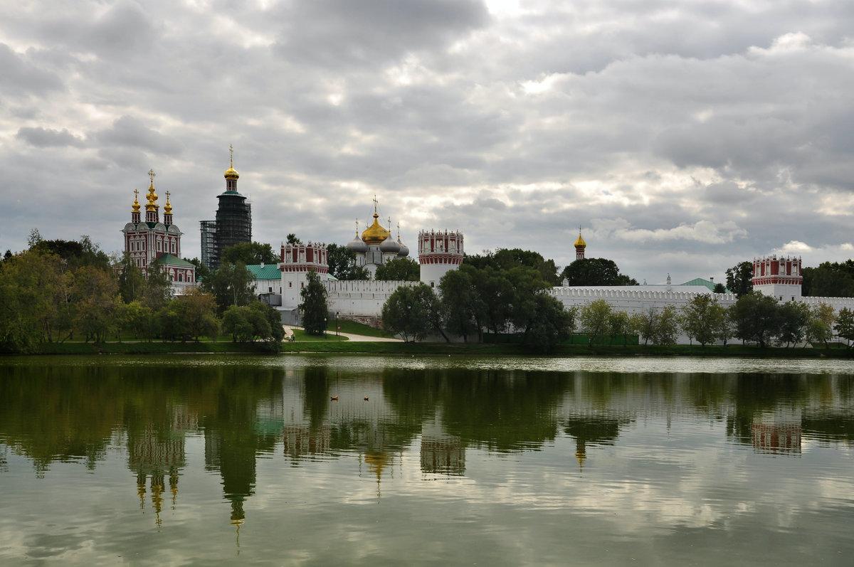 Москва.Новодевичий монастырь.02.09.2016г. - Виталий Виницкий