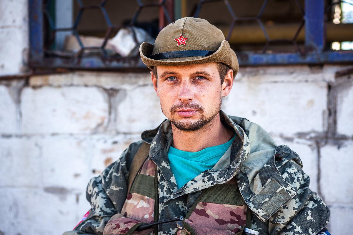 боец - Олег Никитин