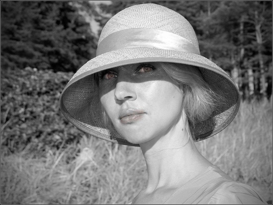 Соломенная шляпка - СэрЖ По