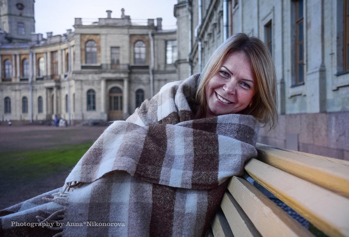Теплый вечер - Анна Никонорова